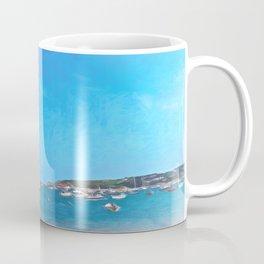 Anchored at the Scillies Coffee Mug