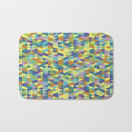 Pointy-Jardin colorway Bath Mat