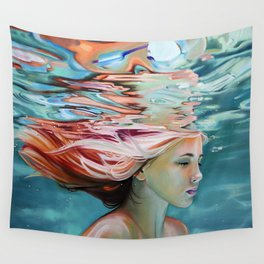 Spotless mind Wall Tapestry