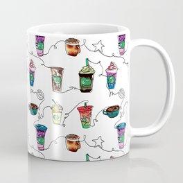 Completely Generic Caffe Beverages Coffee Mug