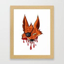 FNAF: Foxy the Pirate Framed Art Print