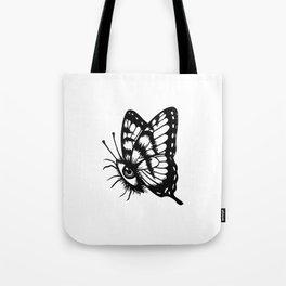 BUTTERFLEYE Tote Bag