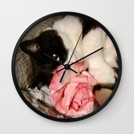 Sweet Orazio Wall Clock