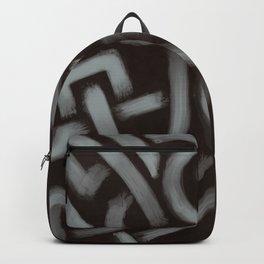 Viking living art Backpack
