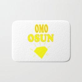 Omo Osun Bath Mat