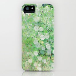 Nature's First Green iPhone Case