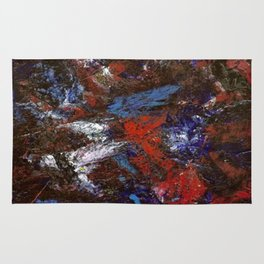 In Darkness Rug