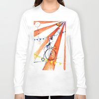 circus Long Sleeve T-shirts featuring Circus by LolMalone