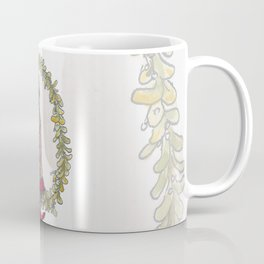 No Drama Holiday Llama Coffee Mug