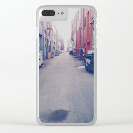 Ally Clear iPhone Case
