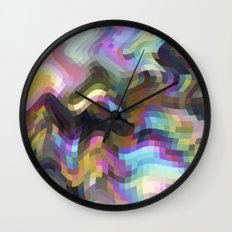 Crazy Quartz Wall Clock