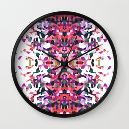 Beethoven abstraction Wall Clock