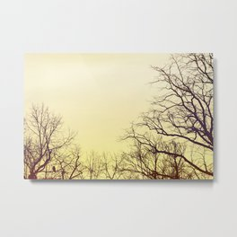 What a feeling Metal Print