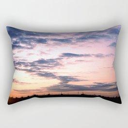 The Windmills Rectangular Pillow