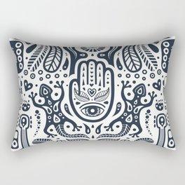 Folklore Pattern 2 Rectangular Pillow