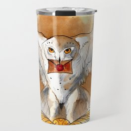 Potter Hedwig Owl Travel Mug