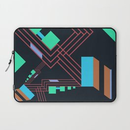 Modern Jazz III Laptop Sleeve