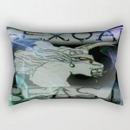 Sexual Beast Rectangular Pillow