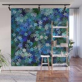 Bluebonnet Flower Garden Wall Mural