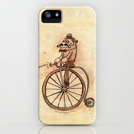 """Good Day, Sir!"" iPhone Case"