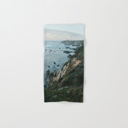 Point Arena Lighthouse Hand & Bath Towel