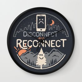 Reconnect... Wall Clock