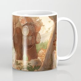 Dwarfen merchant Coffee Mug