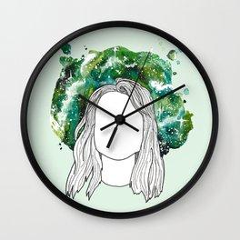 boygenius 1/3 - julien baker Wall Clock