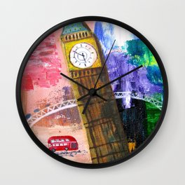 My London Wall Clock