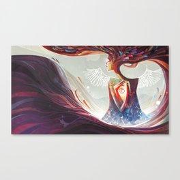 Flightless Canvas Print