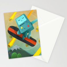 Gleaming the Bubble Stationery Cards