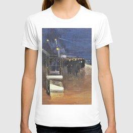 12,000pixel-500dpi - Sir John Lavery - The Arrival of the German Delegates - hms Queen Elizabeth T-shirt