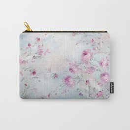 Rose Meadow Carry-All Pouch