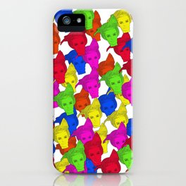 50 Shades of Gay! Funny Ken Doll Inspired Pop Art! iPhone Case