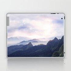 Silent sunset II Laptop & iPad Skin
