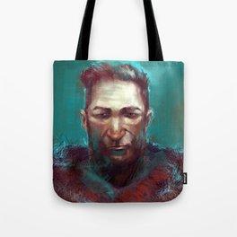 Man of the North Tote Bag