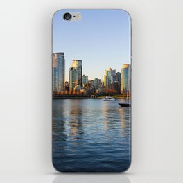 Golden City iPhone Skin