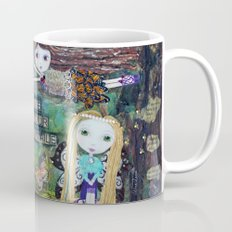 WOODLAND FAIRIES, Fairy Art Coffee Mug