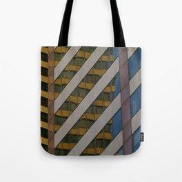 Manhattan Windows - Honey Tote Bag