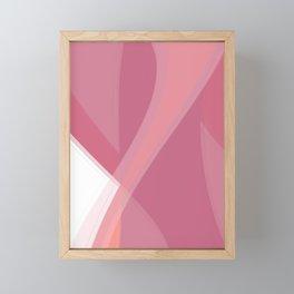 feel female Framed Mini Art Print