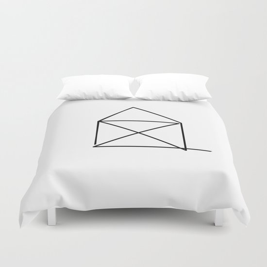 Feels Like Home  Duvet Cover
