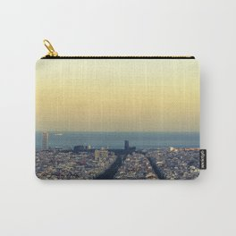 Barcelona view Carry-All Pouch