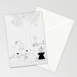 Moomin Love Stationery Cards