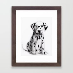 Bingo Framed Art Print