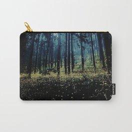 Twilight Fireflies Carry-All Pouch