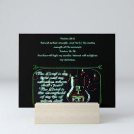 Scripture Pictures 09 Mini Art Print