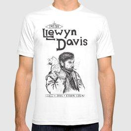 Inside Llewyn Davis - Sketchy T-shirt