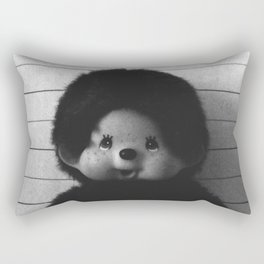 Monchhichi Lineup Rectangular Pillow