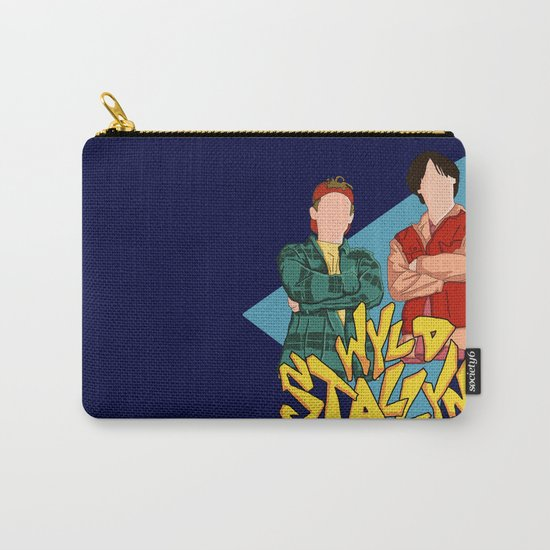 Bill and Ted Wyld Stallyns Carry-All Pouch