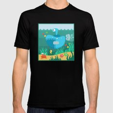 SUBMARINE (AQUATIC VEHICLES) Mens Fitted Tee Black MEDIUM